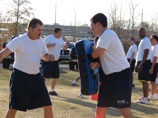 Physical Training 014