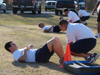 Physical Training 015