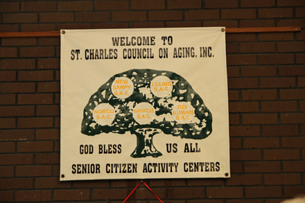 Senior Citizen Center - Hahnville, Louisiana